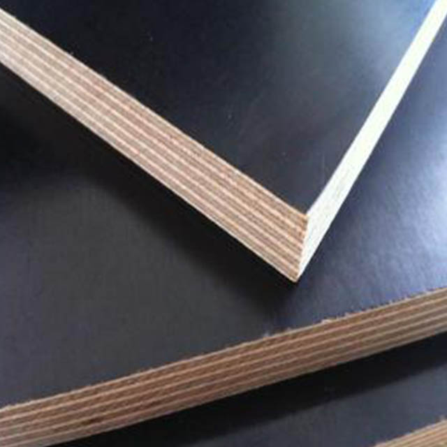 Concrete Film Faced laminated plywood malaysia antislip film faced plywood