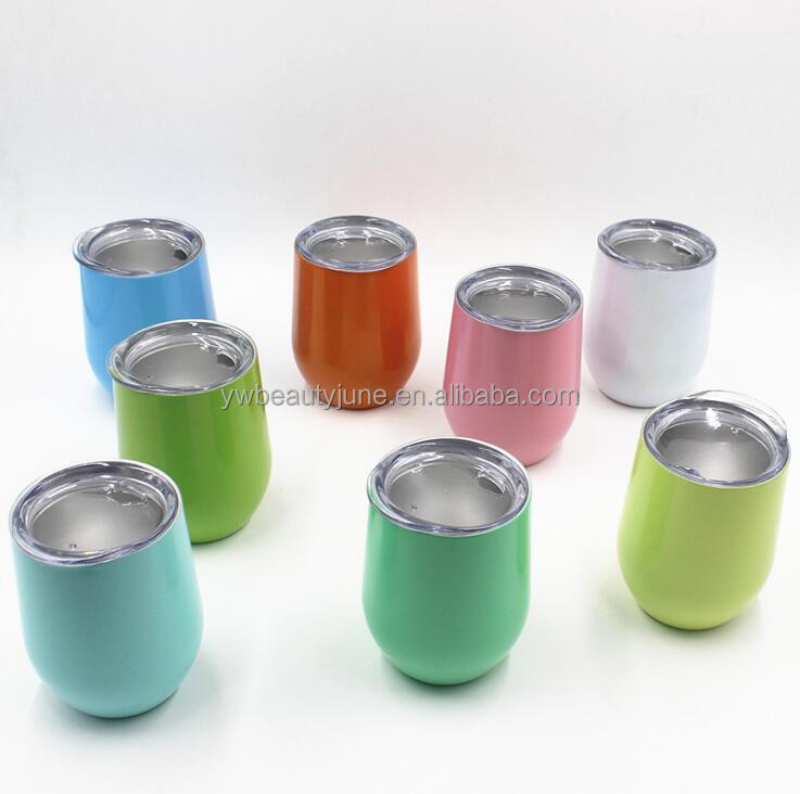New Product Personalized Stainless Steel 12oz Wine Insulated Tumbler Wholesale starbucks tumbler