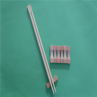 Top Quality Sample Free Bamboo Chopstick Holder For Wedding Favors