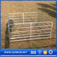 New technology galvanized sheep/goat/pig farm gates
