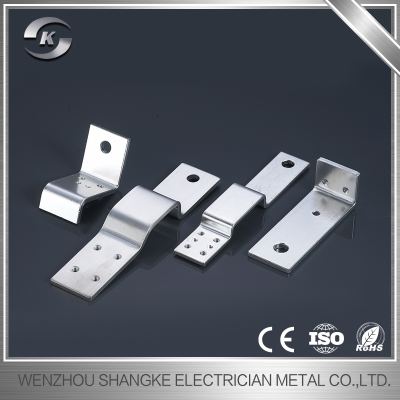 Stamping metal process hardware parts