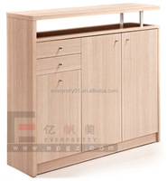Wood Console Cabinet for Home