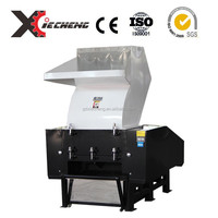easy clean and cutter repeated use plastic crusher machine