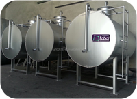 Diesel Storage Tank made by TSCCO.