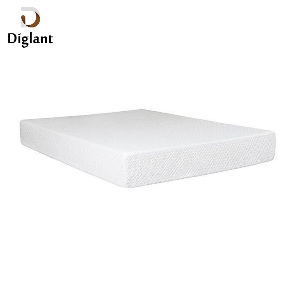 DM027 Diglant Gel Memory Latest Double Fabric Foldable King Size Bed Pocket bedroom furniture student mattress - Jozy Mattress | Jozy.net