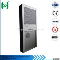2000W IP23 IP55 Industrial mini electric free standing telcom cabinet air conditioner