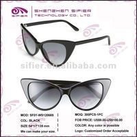 2012 Fashion Cat Eye Sunglasses For