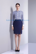 Made to measure women cotton shirt supplier