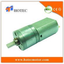 Long life low inertia 20mm dia gearbox adjust micro dc gear motor 100rpm presure pump
