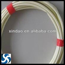 Class F Acrylic resin fiber glass sleeve for electric insulation