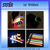 2016 latest China wholesale fashion led safety flashing sport armband