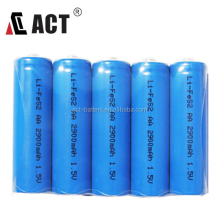 1.5V li-fes2 battery LF-AA LFB14505 lithium battery replacement of energizer L91