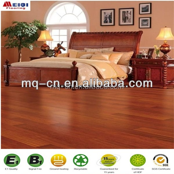 CHANGZHOU 7,8,12mm wax hdf Laminate Flooring