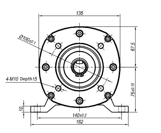 permanent magnet motors for sale servo gear motor