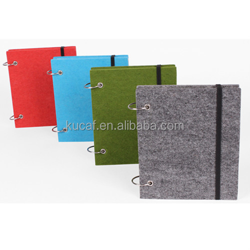 New Style flet cover loose -leaf noteboks