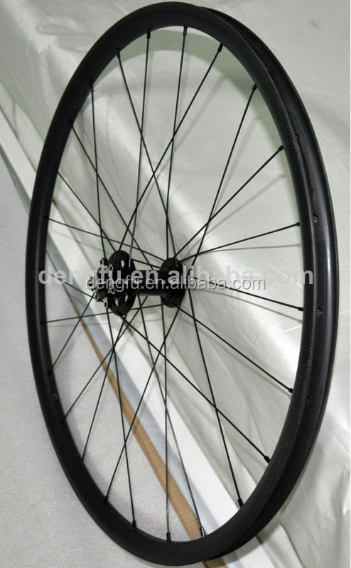 D771SB/772SB hubs and 29er china high quality mtb Carbon Clincher wheels