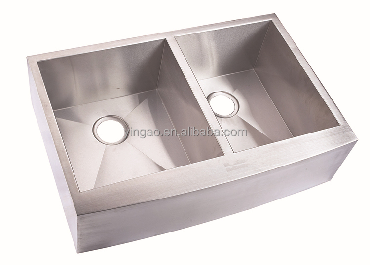 AP3320BL High quality outdoor stone sinks, copper kitchen sinks
