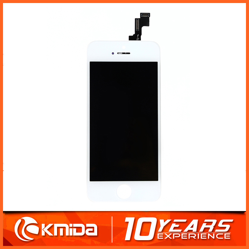 Mobile phone spare parts lcd for iphone 5s ,for iphone5s lcd digitizer,for iphone 5S touch screen