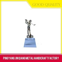 Promotional gift decorative hockey trophy