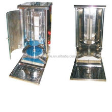 High output electric shish kebab machine