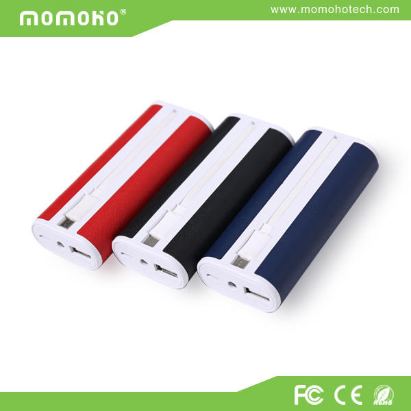 2016 high quality international comfort products manuals portable power bank for mobile phone