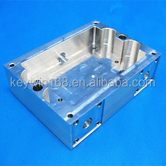CNC machined Aluminum case
