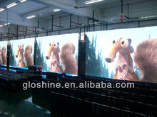 Mass production P3 high definition die-casting rental cabinet For Advertising or Events, Live show
