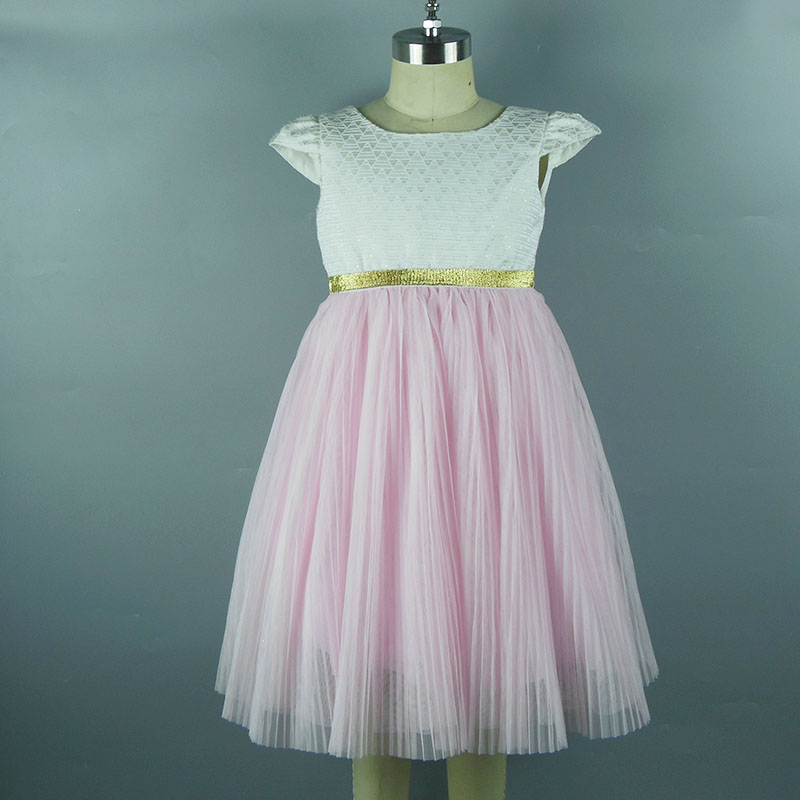 factory price new girl party dressgirls dresses strap casual dresses fashion latest child fashion dress