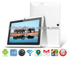 7inch android pc, tablet, mini android pc