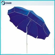 Superior trendy sturdy construction outdoor uv protection beach umbrella