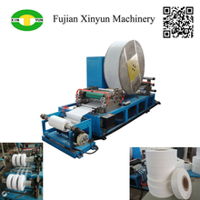 Hot sale cigarette paper slitting and rewinding machine