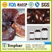 Improving Nutritional Anemia Lingzhi Extract Capsule Soft gels