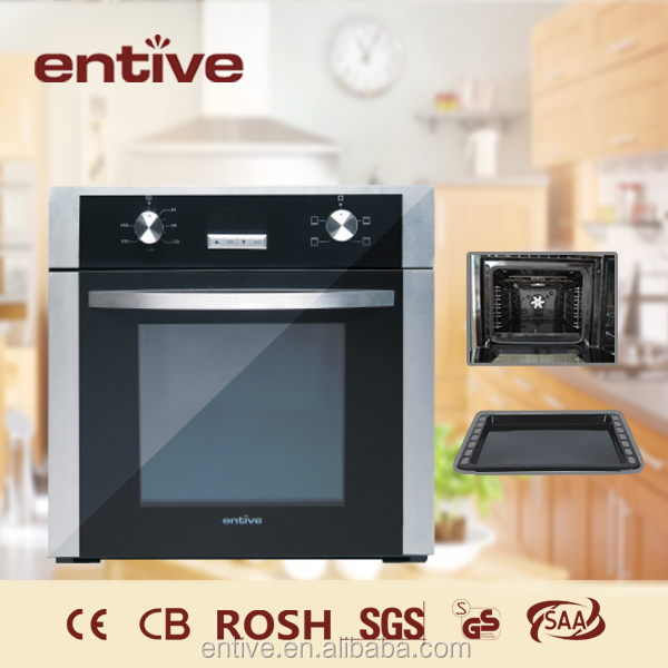 Entive gas bread bakery oven