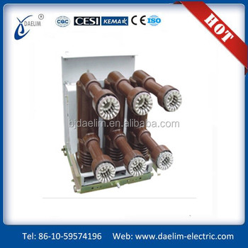 ZN12 series of rated voltage 12/40.5 kV vacuum circuit breaker