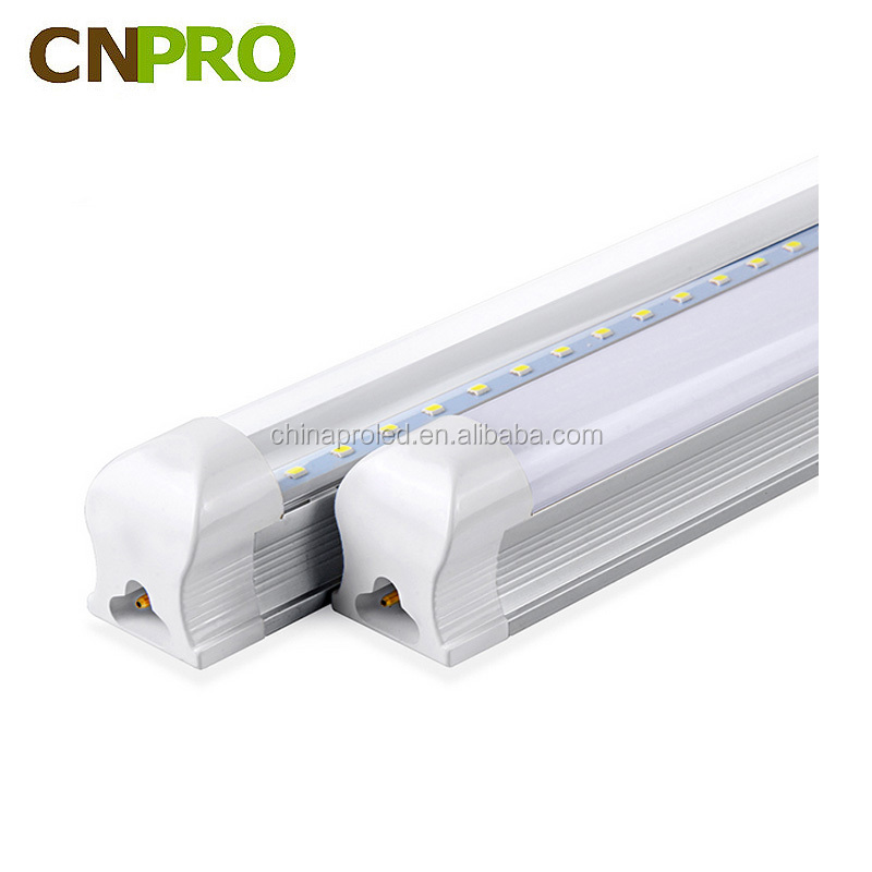LED Bulbs Tubes T8 1200mm 18W 4 Feet Led Integrated Tube Light Super Bright 2100lm