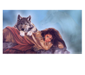 Wolf 5d mosaic diamond painting kit diy rhinestone diamond painting living room decor diamond embroidery