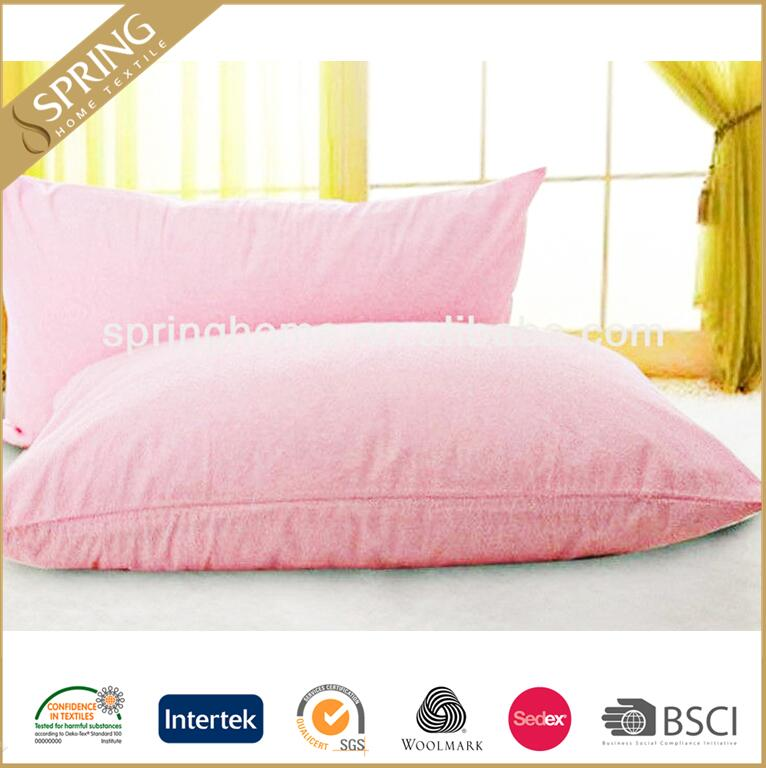 Terry Waterproof Pillow Case and Pillow Protector
