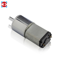Mini 9v dc motor with gear box for medical equipment