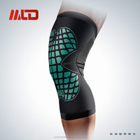 New Knee Support Comfortable Sports Kneepad 3 size knee crochet color support knee wear
