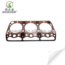 Copper seal gasket