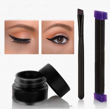 2017 3 In 1 Drawing Eyeliner Tool Easy Use Eyeliner Liquid Eyeliner Stamp Set