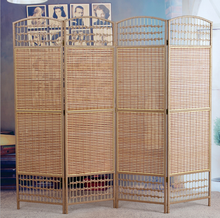 Wicker Decorative Outdoor Dubai Movable Screens Room Divider