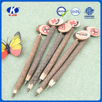 2016 creative design recycled ballpen cheap promotional branch wood ball point pen