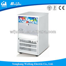 CE certified commercial ice maker snow making machine