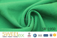 WHOLESALE SINGLE CHECK POLY SPANDEX FABRIC