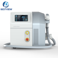 1064/532 CE and FDA Approved Tattoo Removal Lasers