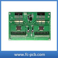pcb assembly work lcd assembly