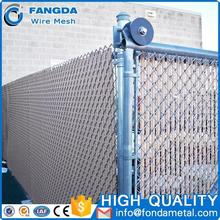 multi-functiona custom American standard chain link fence heavy duty chain link fencing