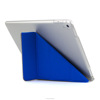 Transparent case cover factory for iPad Cover case with hard pc back cover case for ipad pro 9.7 inch/12.9 inch