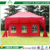 Full color tents with back wall event canopy advertising tent